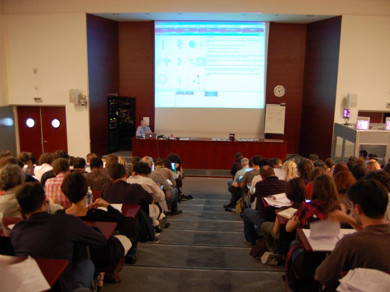 Session 4 Masterclass John Truby Paris-La Sorbonne