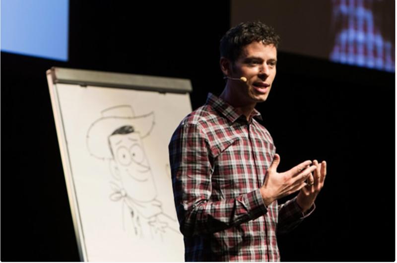 Formation par Matthew Luhn de chez Pixar